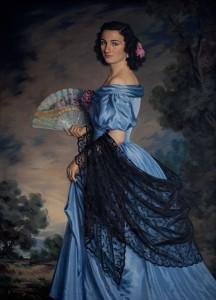Mujer de sacristan