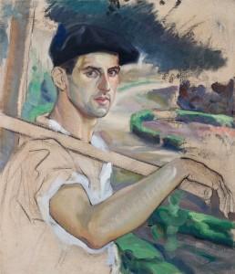 Boceto retrato
